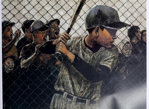 Baseball's War Torn History