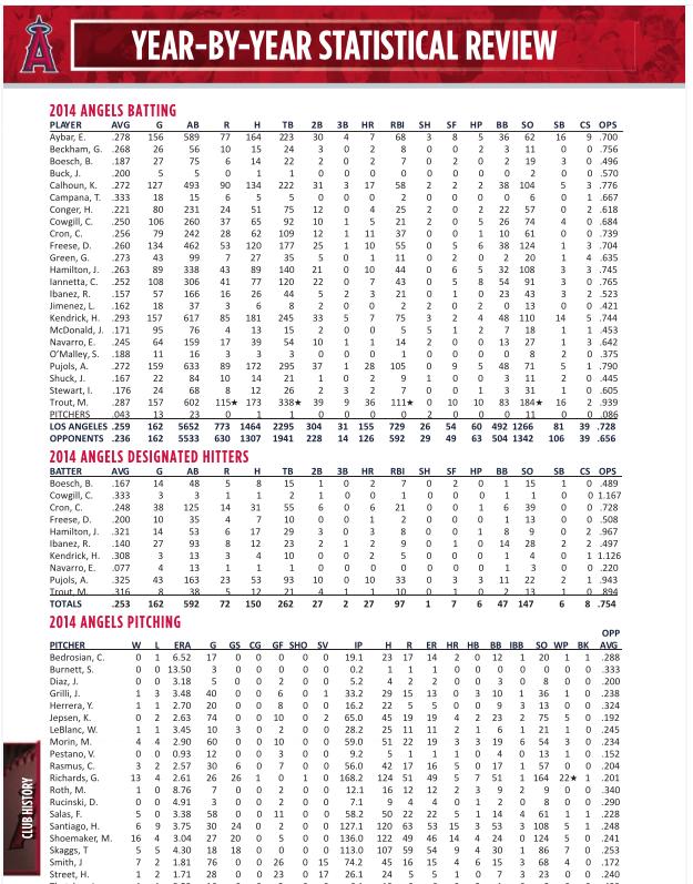 Sample Team Minor League Information