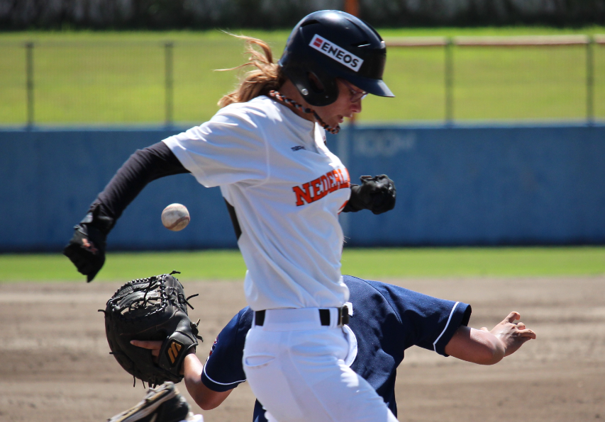 Netherlands at the 2016 Women's Baseball World Cup PC: WBSC