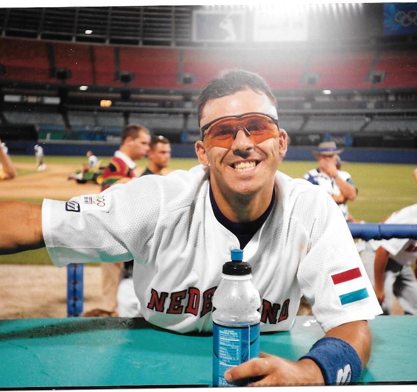 baseballEBM_ 1996SummerGames Eddie Dix