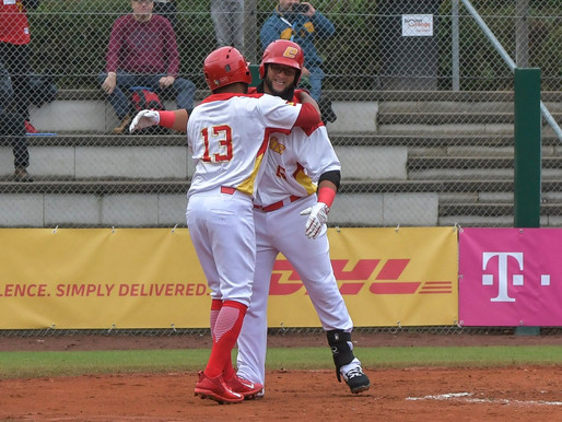 Spain Topples Belgium