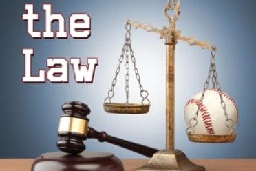 Baseball Meets the Law
