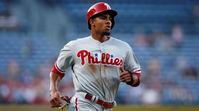 Aaron Altherr PC: CSN Philly