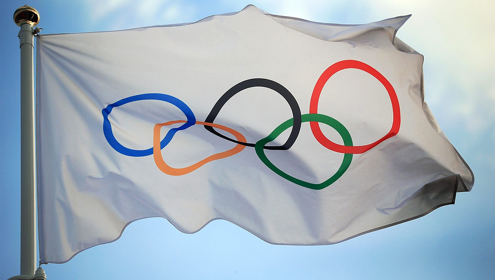 Photo provided courtesy of the International Olympic Committee