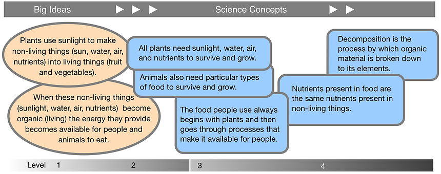 Soil is Earth's engine, Big Ideas, Science Concepts