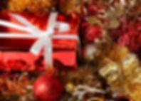 Regalo di Natale di festa