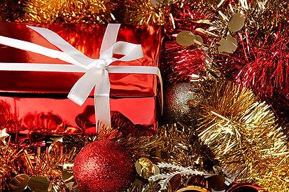 Feestelijke Christmas Gift
