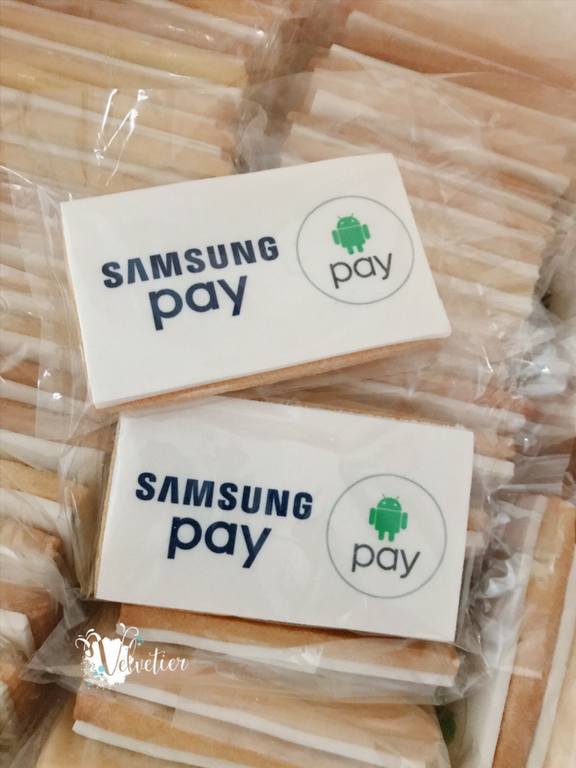 samsung pay android pay corporate cookies by velvetier brisbane