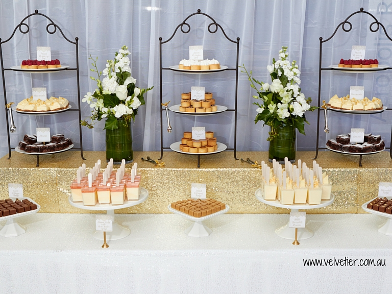 Dessert Table Sweets By Velvetier Brisbane