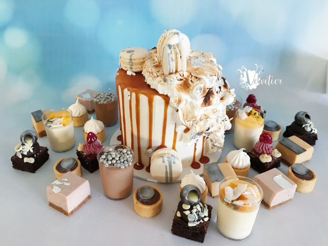 How to theme an amazing dessert table