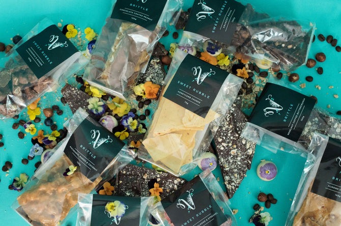 Introducing exciting new confectionary products by Velvetier