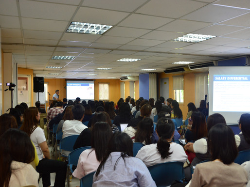 PMAP holds IRR Briefing on Expanded Maternity Law