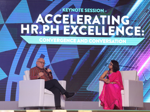 President's Message: ACCELERATING HR.PH