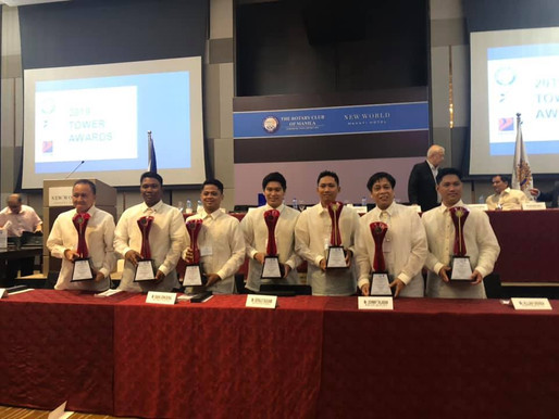 The Outstanding Workers of the Republic (TOWER) Awards 2019