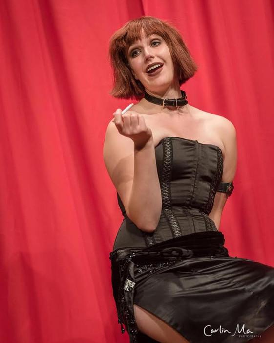 Jenny in The Threepenny Opera