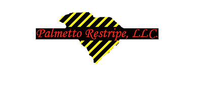 Parking Lot Striping Company Logo