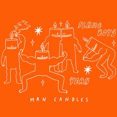 Man Candles - Complete Sense Zines