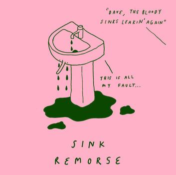 Sink Remorse- Complete Sense Zines