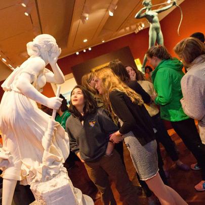 Summer Internship at the Princeton University Art Museum
