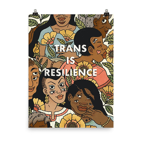 Trans is Resilience