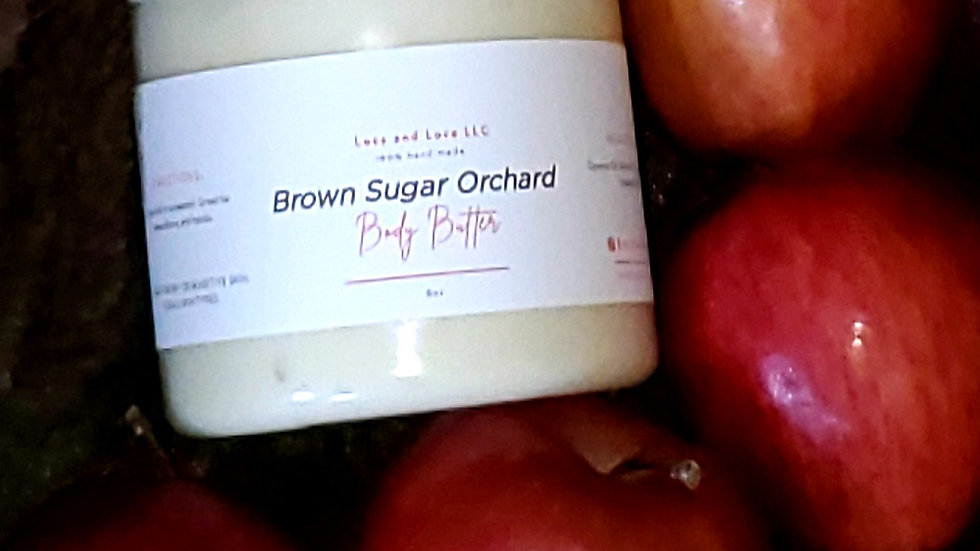 Brown Sugar Orchard Body Butter