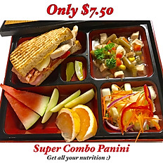 2. Super Combo (get all your nutrition)