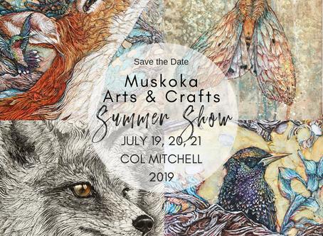 Muskoka Arts & Crafts 57th Annual Summer Show
