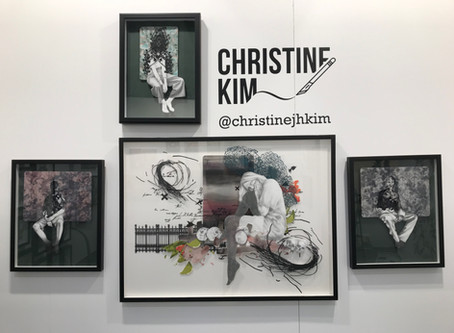 Artist of the month - Christine Kim