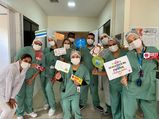 Campanha do HSF preza pela segurança dos pacientes