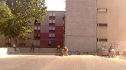 chantier cité des Cèdres