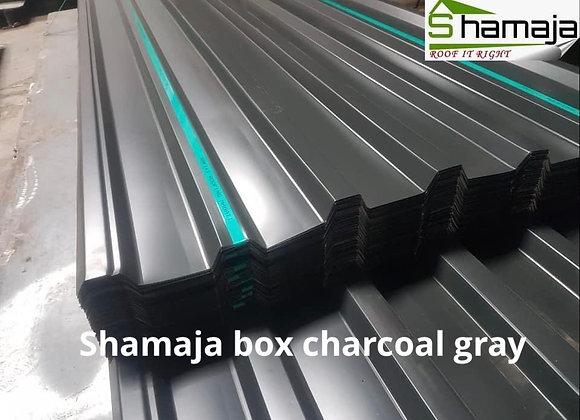 shamaja box ash gray