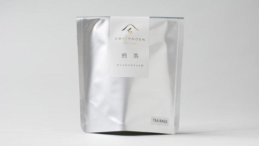 Organic Premium Sencha Teabags