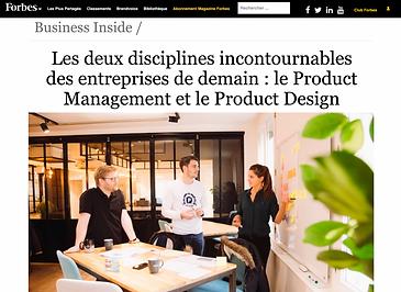 Product Management, discipline incontour