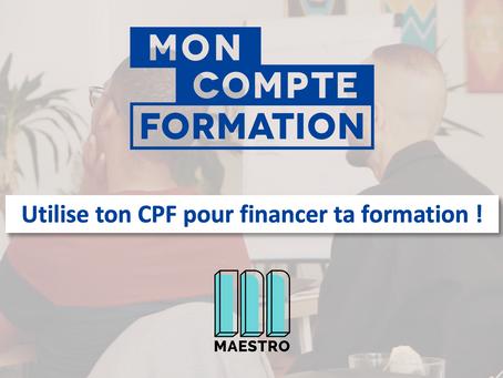 4 étapes pour financer ma formation professionnelle avec le CPF