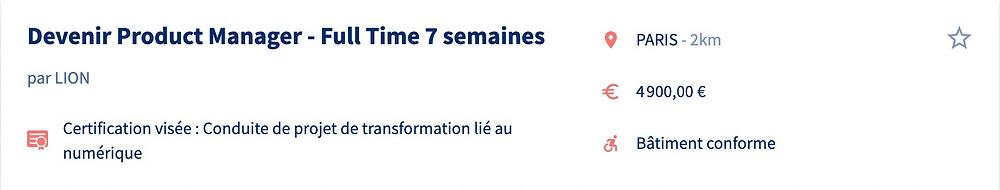 Lien formation portail Mon Compte Formation. Financement de lormation Join Maestro.