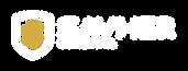 Logotipo Savher_horizontal blanco y amar