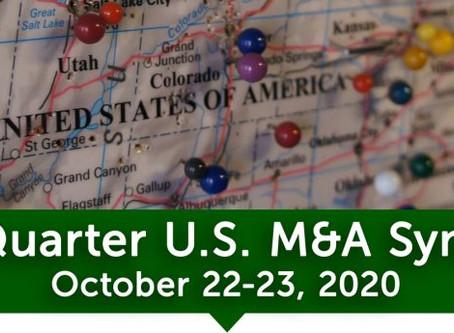 4th Quarter U.S. M&A Symposium