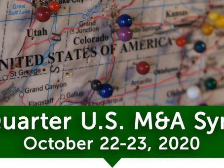 4th Quarter U.S. M&A Symposium