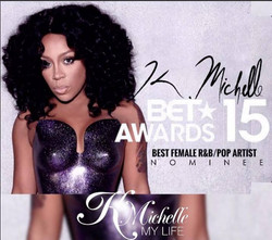 K MIchelle BET AWARDS 2015