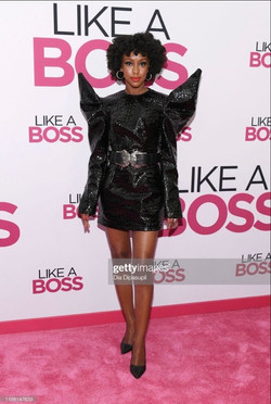 Actress Ebony Obsidian