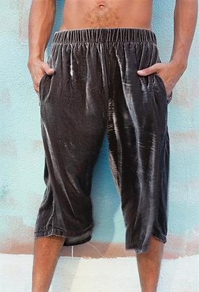 Men's Luxe Silk Velvet Board Shorts