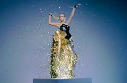 Nikita music video