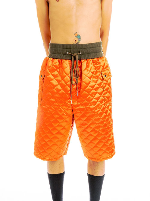 Mars Quilted Cargo Shorts