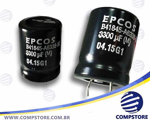 Capacitor Eletrolítico 3300uf 50V EPCOS