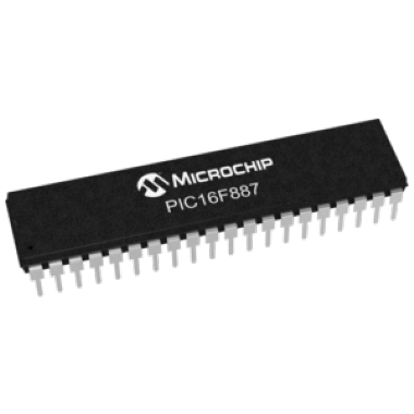MICROCONTROLADOR PIC16F887-I/P