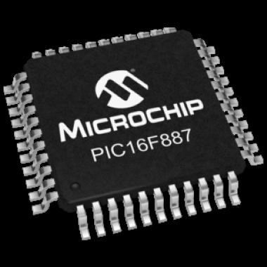 MICROCONTROLADOR PIC16F887-I/PT