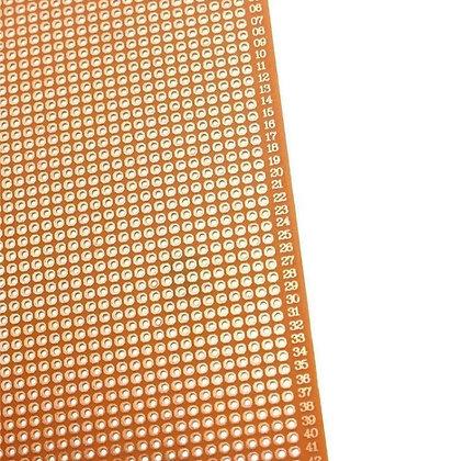 Placa Padrão Fenolite 10x22cm
