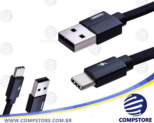 CABO USB X TIPO C 2M
