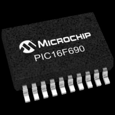MICROCONTROLADOR PIC16F690T-E/SS