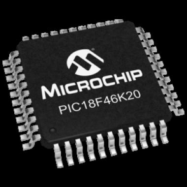 MICROCONTROLADOR PIC18F46K20-I/PT